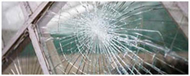 Nelson Smashed Glass
